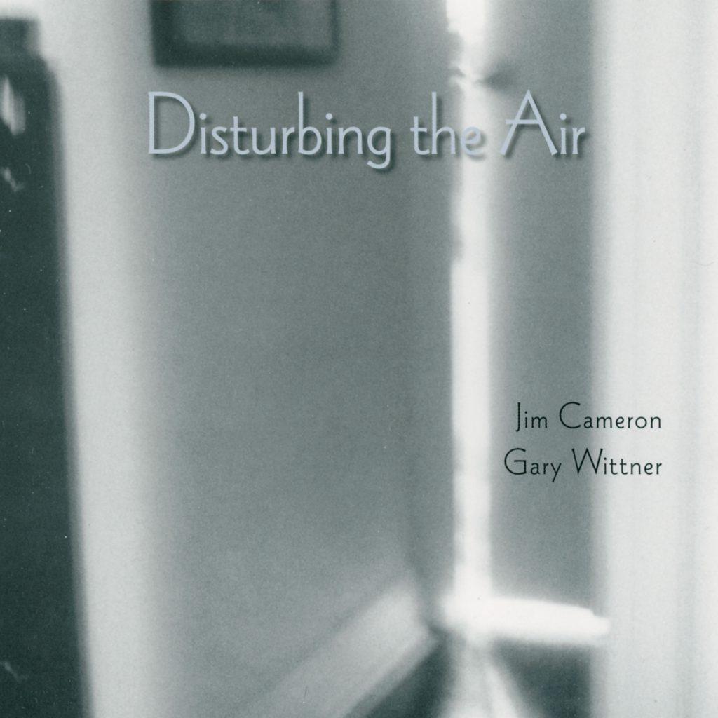 Disturbing the Air cover